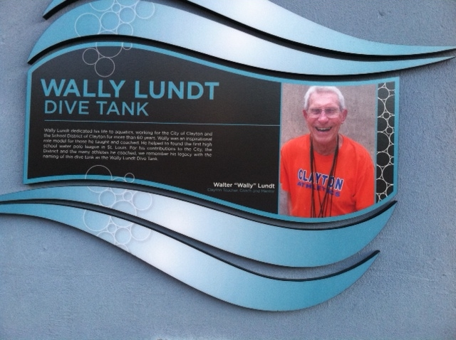Wally-Lundt-Dive-Tank